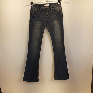 No Boundaries Size 3 Bootcut Jeans